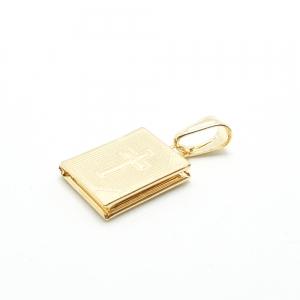 Medalion pentru fotografie The Book0