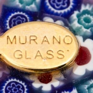Colier din sticla de Murano Myth3
