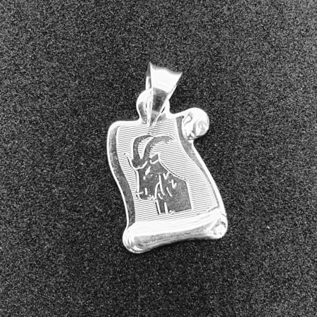 Pandantiv din argint cu zodia Capricorn [0]