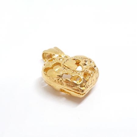Pandantiv placat cu aur SaraTremo [0]