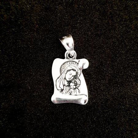 Pandantiv tip iconita din argint Sinnay [0]