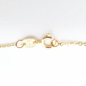 Set bijuterii placate cu aur Penelope6