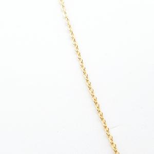 Set bijuterii placate cu aur Penelope4