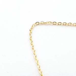 Set bijuterii placate cu aur Caliope5