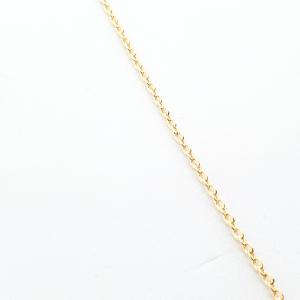 Set bijuterii placate cu aur Caliope4