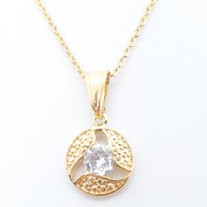 Set bijuterii placate cu aur Prevvo3