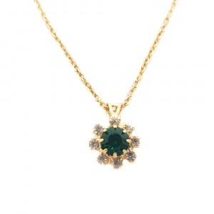 Set bijuterii placate cu aur Discretto3