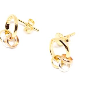 Set bijuterii placate cu aur Star5