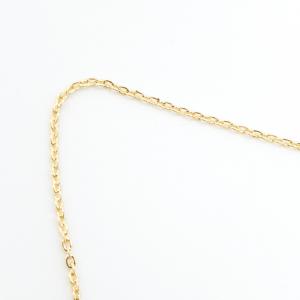 Set bijuterii placate cu aur Hamsa3