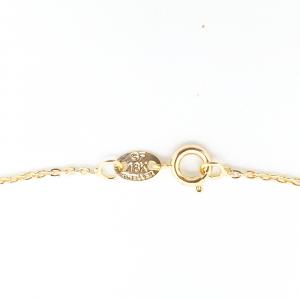 Set bijuterii placate cu aur Hamsa4