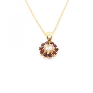 Set bijuterii placate cu aur Pretty Woman3