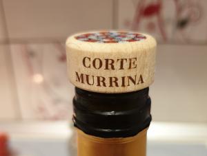 Wine Stopper cu sticla de Murano Venice4
