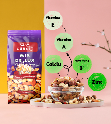 Seminte & Fructe nobile