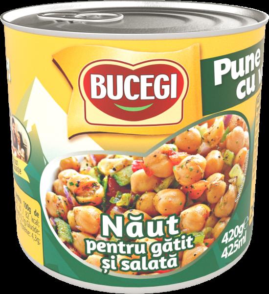 Bucegi Naut pentru gatit si salata 400g [0]