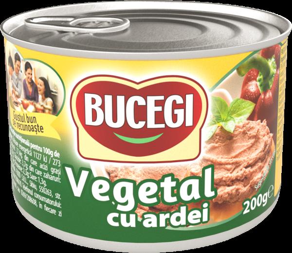 Bucegi Pasta vegetala cu ardei 200g [0]