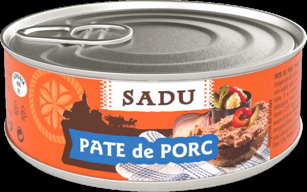 Sadu Pate de porc 100g [0]