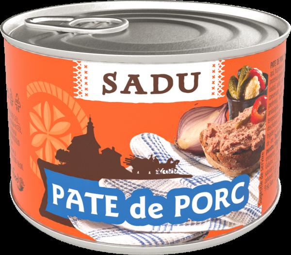 Sadu Pate de porc 200g [0]