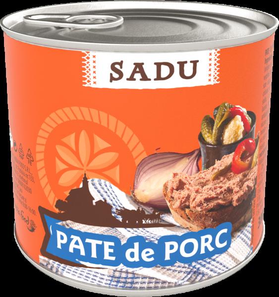 Sadu Pate de porc 300g [0]
