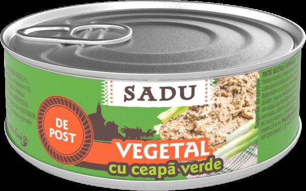 Sadu Pasta vegetala cu ceapa verde 100g [0]