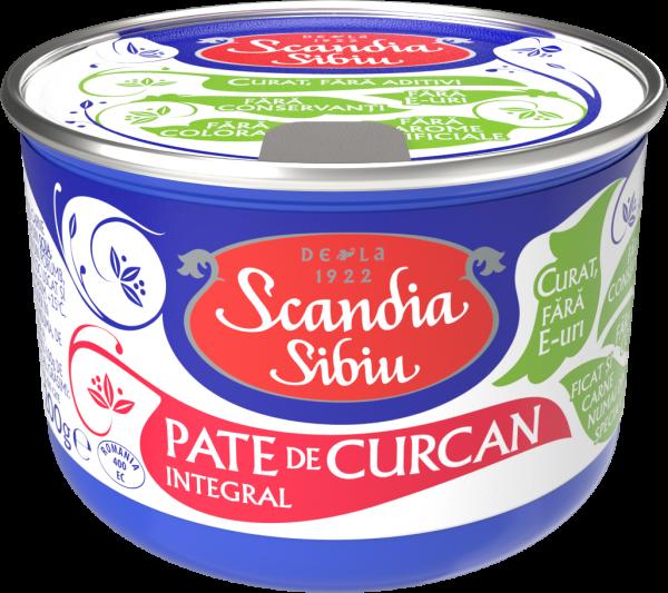 Scandia Sibiu Pate de curcan 200g [0]