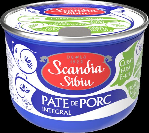 Scandia Sibiu Pate de porc 200g [0]