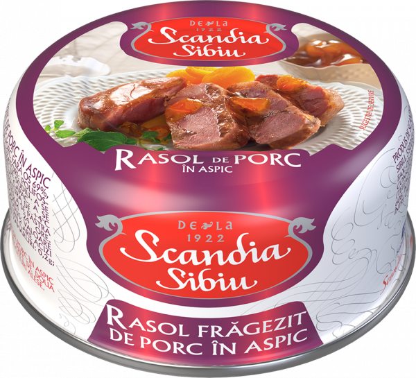 Scandia Sibiu Rasol fragezit in aspic 300g [0]
