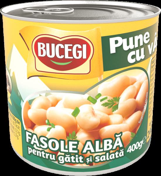 Bucegi Fasole albă pentru gătit și salată 400g [0]
