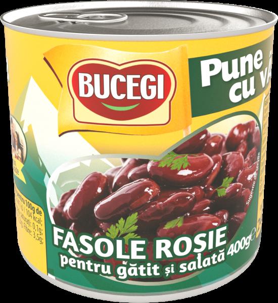 Bucegi Fasole roșie pentru gătit și salată 400g [0]