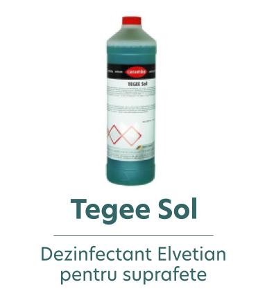 TegeeSol este eficient in combaterea Coronavirus