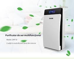 Purificator de aer multifunctional Zass ZAP 02 3