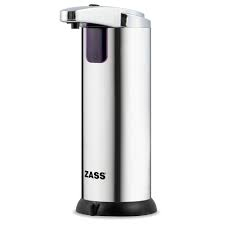 Dispenser/dozator automat pentru mâini cu infraroșu Zass [0]