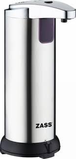 Dispenser/dozator automat pentru mâini cu infraroșu Zass [1]