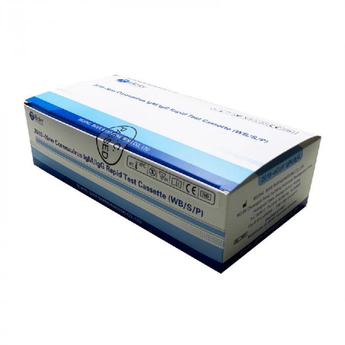 Test Rapid Anticorpi Covid-19 IgG/IgM set20 buc. [1]