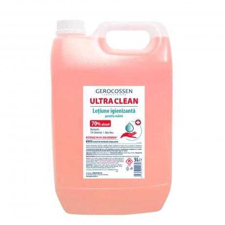 Lotiune igienizanta pentru maini Biocid ULTRA CLEAN 5 litri [0]