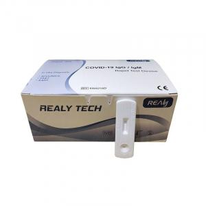 Test Rapid Anticorpi Covid-19 IgG/IgM set. 5 buc. [2]