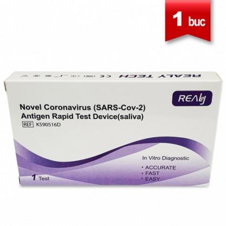 Test Rapid Saliva Antigen COVID-19 Realy Tech (1 Buc) [0]