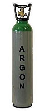 Butelie PLINA cu argon 10L 0