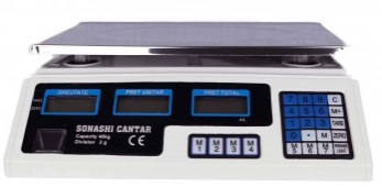 cantar electronic 40 kg  0
