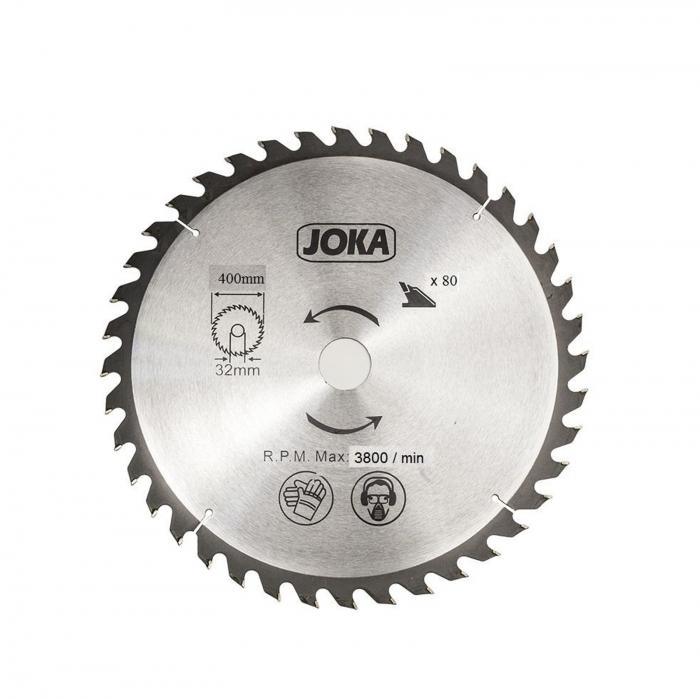 Disc vidia lemn 400 mm 0
