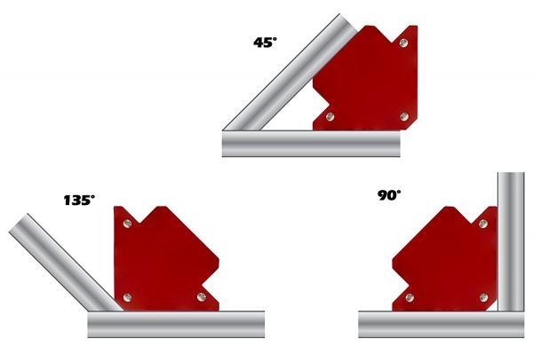 Dispozitiv magnetic fixare pentru sudura 1