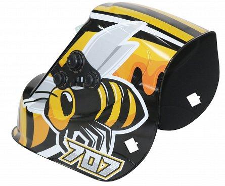 Masca de sudura cu cristale lichide 4 Senzori BUMBLE-BEE 1