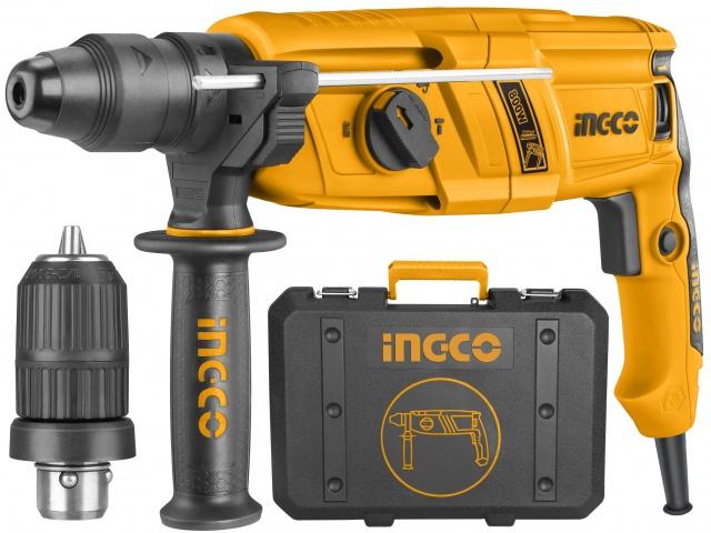 Picamer SDS 800W+adaptor cu mandrina [1]