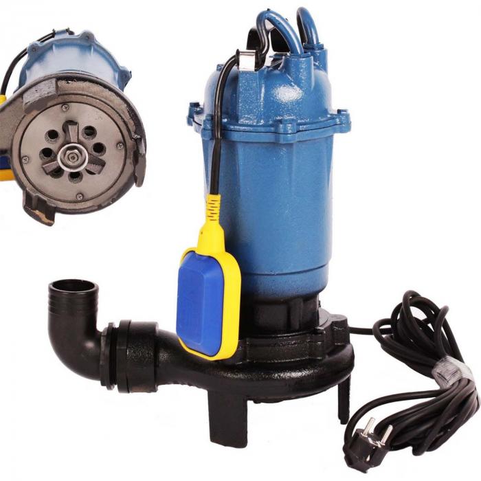 pompa apa cu tocator 2600 w 0