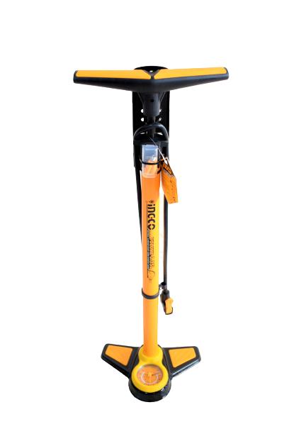 Pompa manuala de podea cu manometru [0]