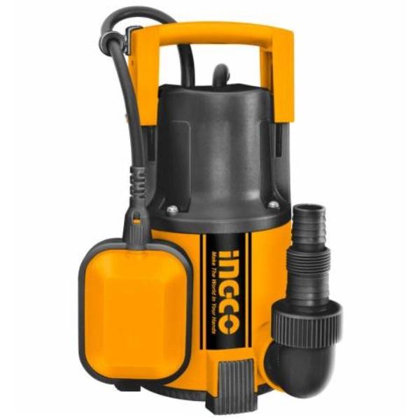 Pompa submersibila apa curata, murdara, 400W [0]