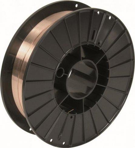 Sarma brazare CuSi3 diametru 0.8 mm rola 5kg [0]