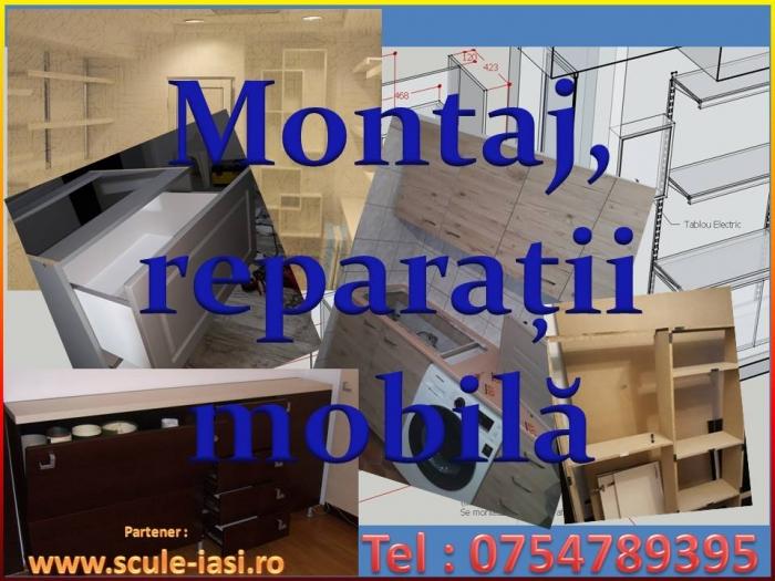 montaj/reparatii mobila 0