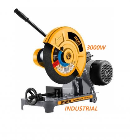 Debitator de metale - 3000 W0