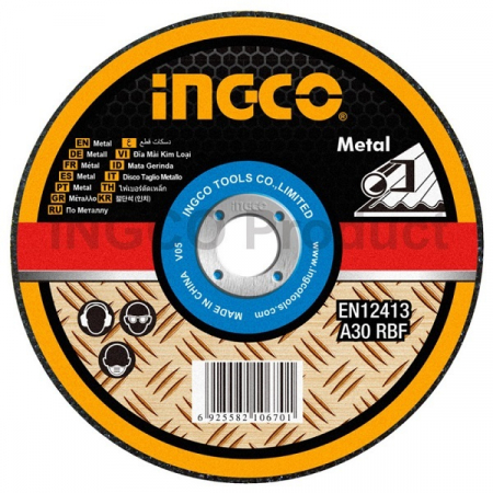 Disc abraziv debitat metale - set 10 buc.1