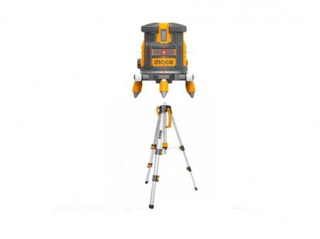 Nivela, laser, 4 lini, trepied [1]